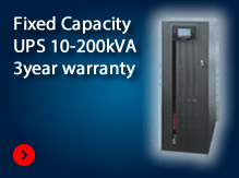 High Efficiency UPS Systems