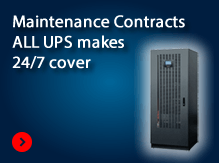 UPS Maintenance Contracts