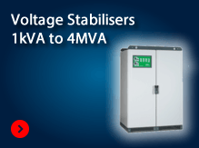 Automatic Voltage Stabilisers (AVS)