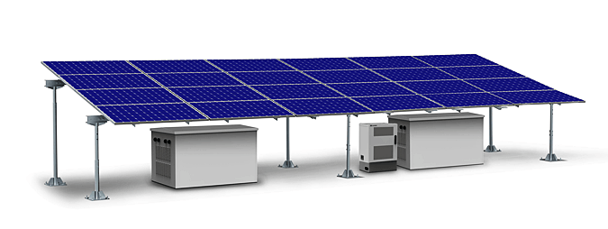 S1 2 Cube Solar Pv Outdoor Hybrid Energy Storage Systems