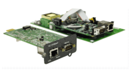 Liebert Intellislot SNMP WEB Card for GXT3 and GXT4 UPS