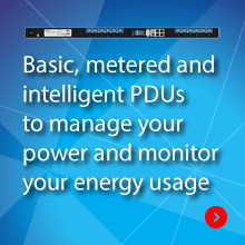 PDUs and Monitoring Software